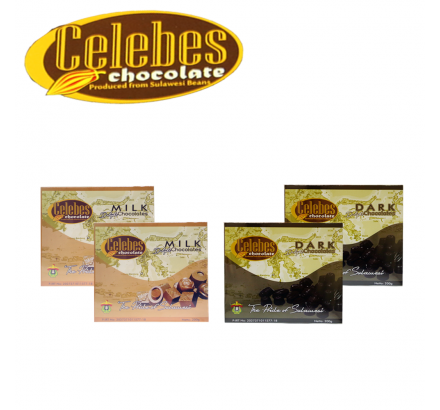 Celebes Assorted Delight  Chocolate Box 200 Gr.