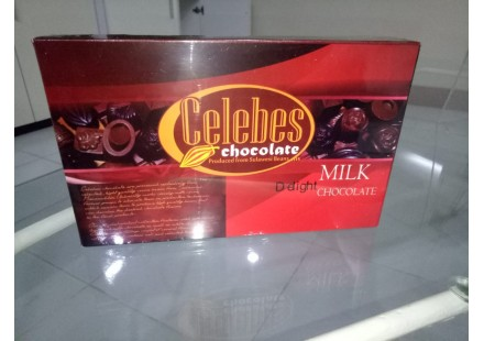 Celebes Chocolate Milk (Box) 150gr